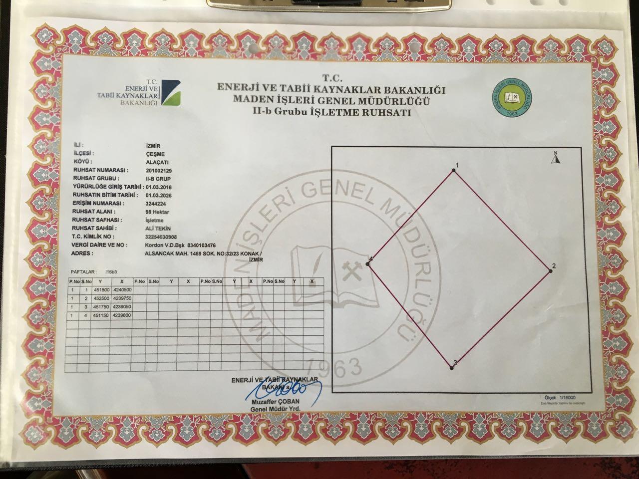 K-1 İZM-U-NGT K1 35 53529